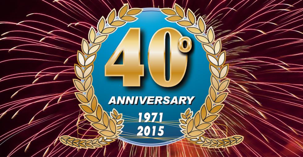 Gerardi - 40 Anni di attività