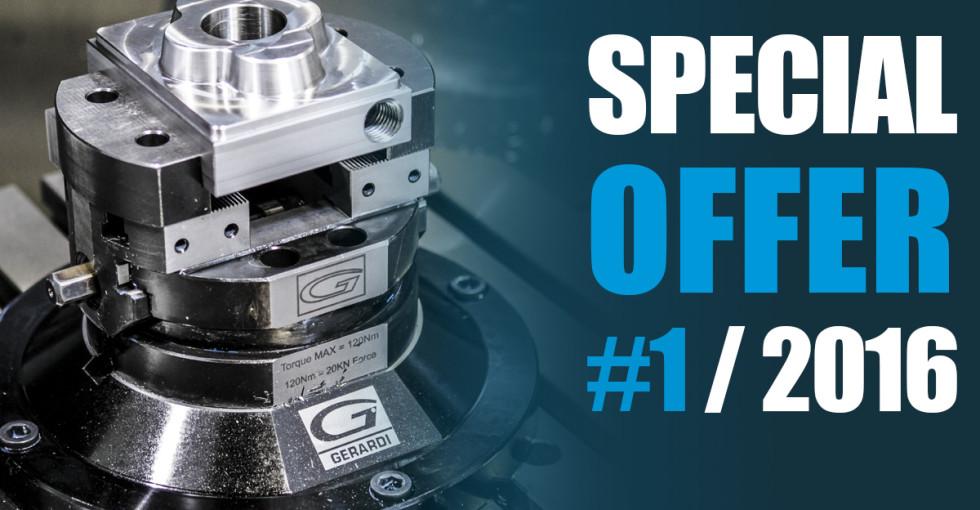 gerardi special offer #1 2016