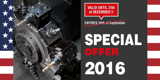 U.S special offer extended validity