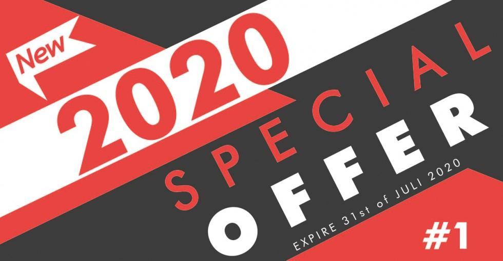gerardi special offer 2020
